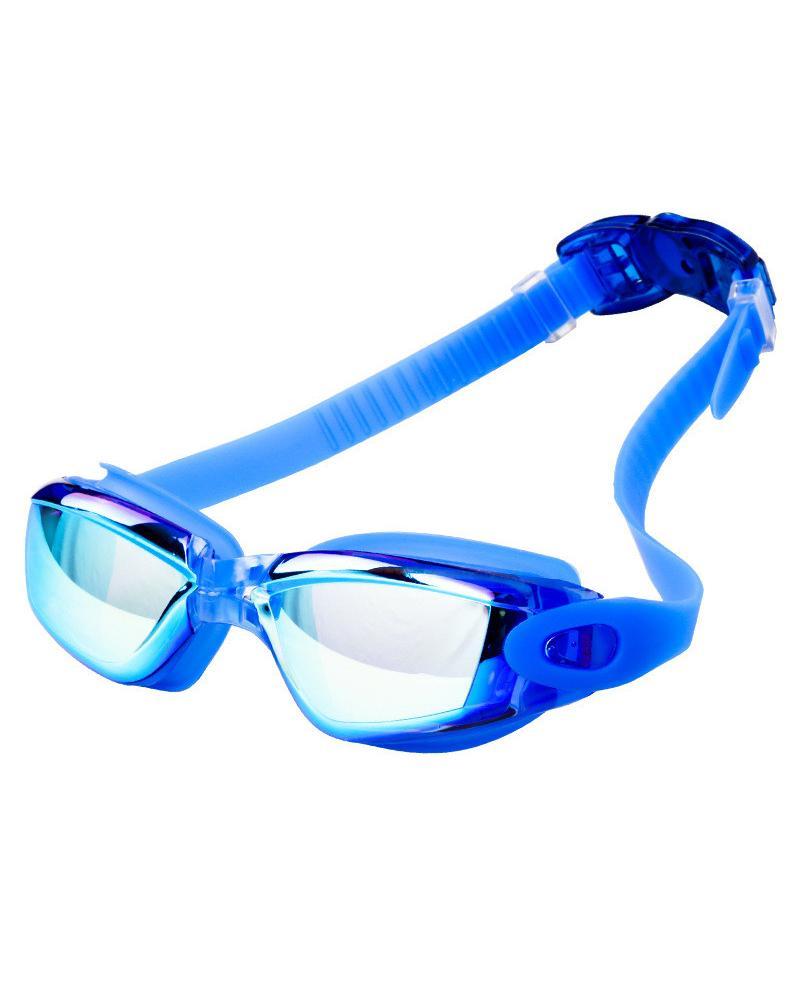 Swimming Goggles No Leaking Anti Fog UV Protection thumbnail