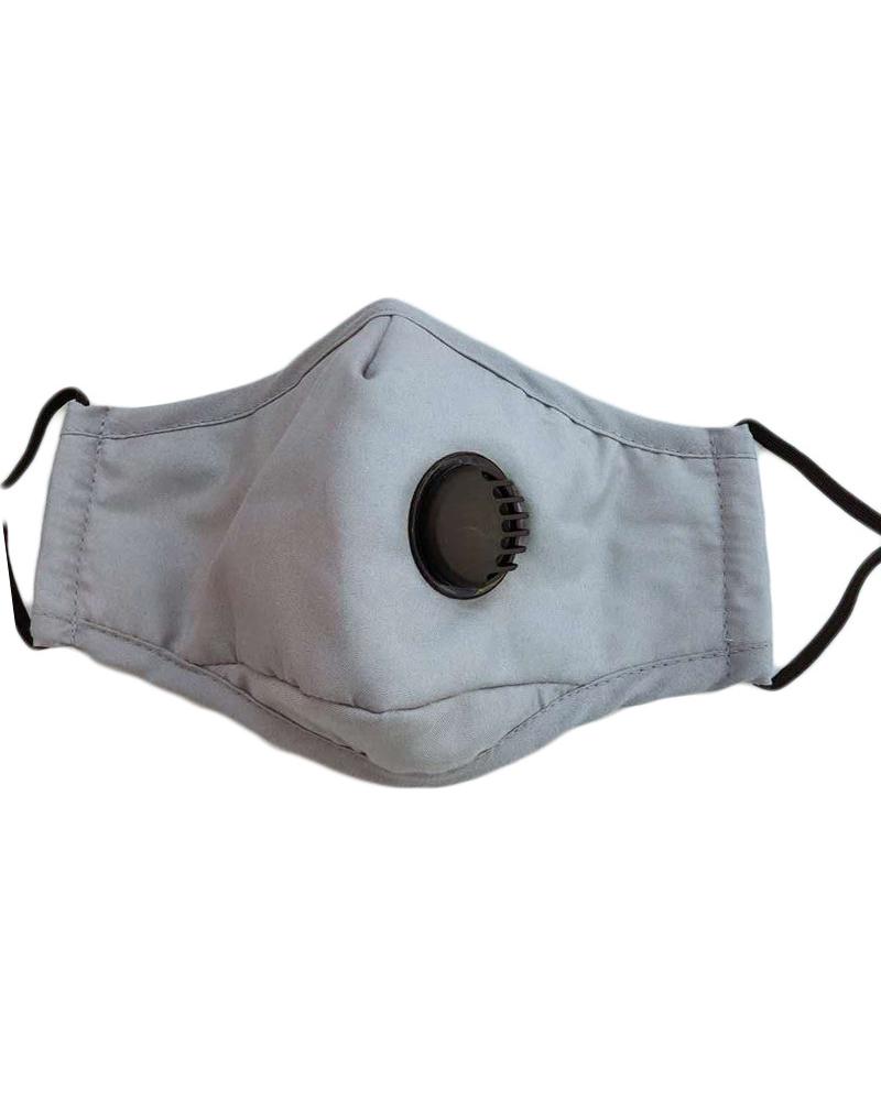 Breathing Washable Ear Loop Valve Face Mask thumbnail