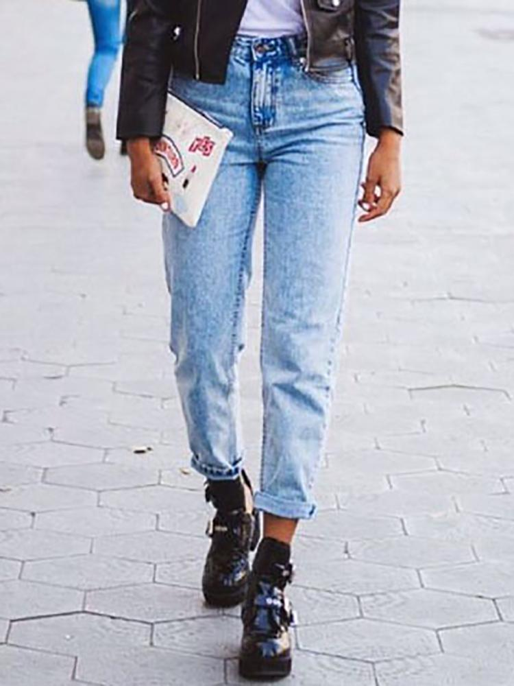 Fashion Women Skinny Denim Jeans Tight Pants