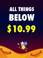 all things below $10.99